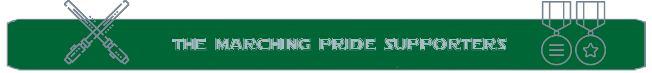 The Marching Pride Supporters Header